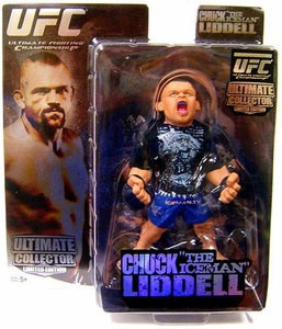 Chuck Liddell Ultimate Collector Series 1 - Limited