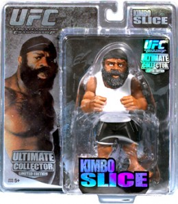 Kimbo Slice Ultimate Collectors Series 2 - Limited