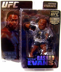 Rashad Evans Ultimate Collector Series 1 - Limited