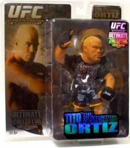 Tito Ortiz Ultimate Collector Series 2- Limited