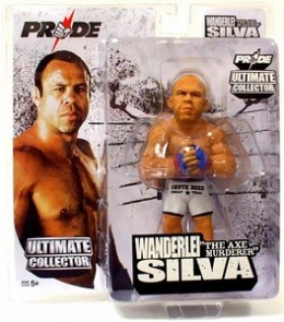 Wanderlei Silva Ultimate Collector Series 3- Chase