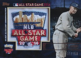 2014 Topps FanFest Patch Ty Cobb 260x185 Image