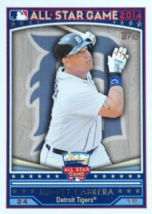 2014 Topps FanFest WR 03 Miguel Cabrera 213x300 Image
