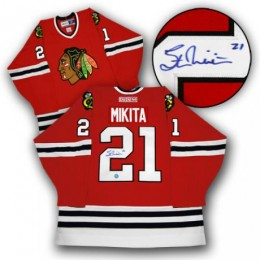 Stan Mikita Signed Jersey 260x260 Image