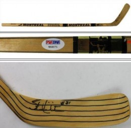 Stan Mikita Signed Stick 260x254 Image