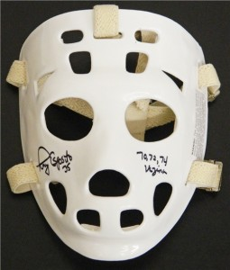 Tony Esposito Signed Mask 255x300 Image