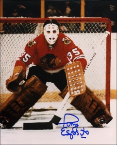 Tony Esposito Signed Photo 241x300 Image