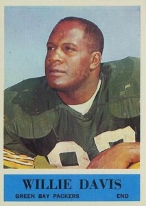 1964 Philadelphia Willie Davis RC 72 213x300 Image