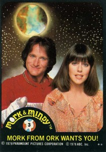 1978 Topps Mork and Mindy Stickers 3 211x300 Image