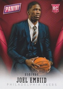 2014 Panini National Convention Joel Embiid 213x300 Image
