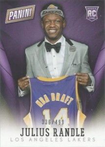 2014 Panini National Convention Julius Randle 215x300 Image