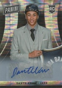 2014 Panini National Convention Refractor Autograph Dante Exum 212x300 Image