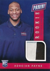 2014 Panini National Convention Relic Adreian Payne 212x300 Image