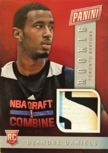 2014 Panini National Convention Relic DeAndre Daniels 212x300 Image