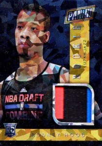 2014 Panini National Convention Relic Lava Rodney Hood 210x300 Image
