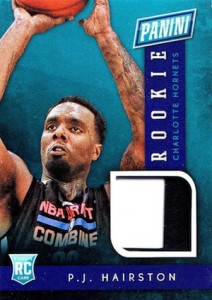 2014 Panini National Convention Relic P.J. Hairston 212x300 Image