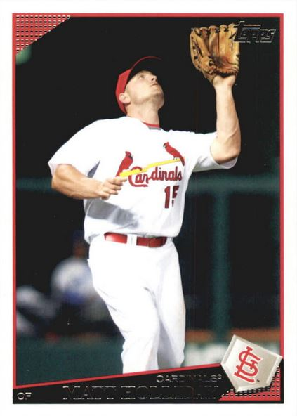 Matt Holliday 2009 Topps Update