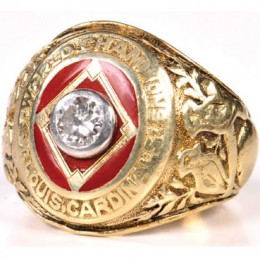 1934 St. Louis Cardinals World Series Ring