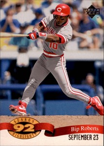 1993 Upper Deck Baseball Highlights Bip Roberts 214x300 Image