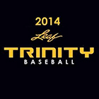 2014 Leaf Trinity Baseball Cards