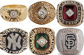 Complete Guide to Collecting Replica World Series Rings