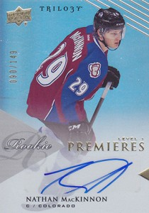 2013 14 Upper Deck Trilogy Nathan MacKinnon 210x300 Image