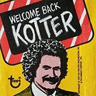 1976 Topps Welcome Back Kotter Trading Cards