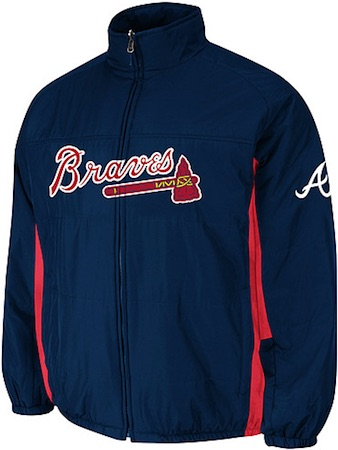 Atlanta Braves Jacket