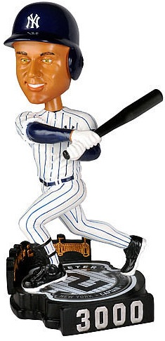 Derek Jeter New York Yankees Bobblehead