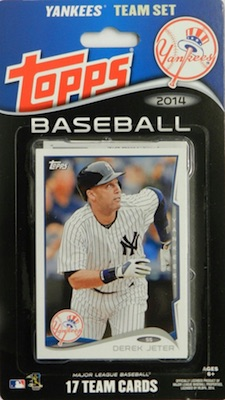 New York Yankees Team Card Sets