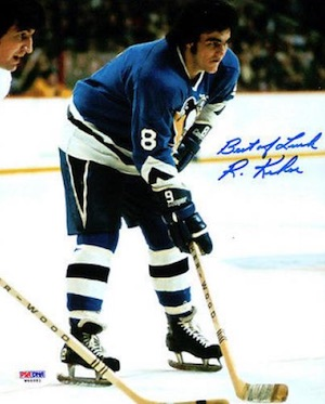 Rick Kehoe Pittsburgh Penguins Signed Photo