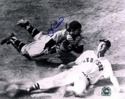 Yogi Berra New York Yankees Signed Photograph