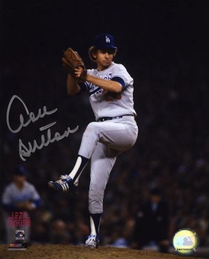 Don Sutton Los Angeles Dodgers Signed Photo