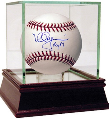 Mark McGwire St. Louis Cardinals Signed Baseball