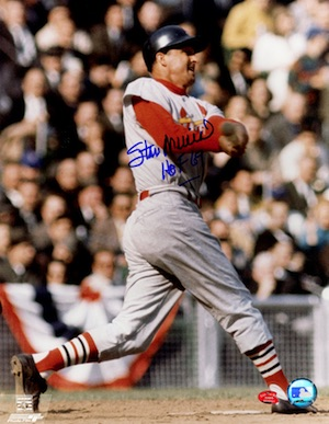 Stan Musial St. Louis Cardinals Signed Photo