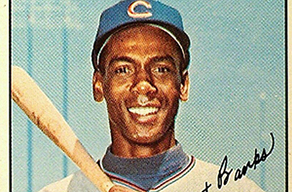 14 Ernie Banks Cards That Show His Love for Life and Baseball