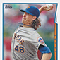 Jacob deGrom Rookie Cards Checklist and Guide