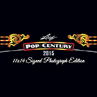 2015 Leaf Pop Century 11x14 Signed Photograph Edition