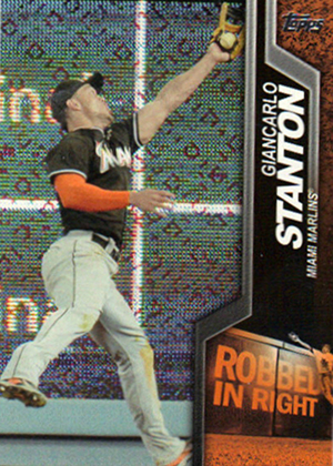 2015 Topps Robbed
