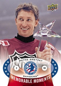 2015 Upper Deck National Hockey Card Day USA Gretzky