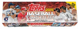 2015 Topps Complete Set Hobby Factory Set