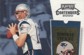 Top 10 Football Rookie Cards of the 2000s