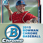 2015 Bowman Chrome Baseball Cards