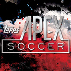2015 Topps APEX MLS Major League Soccer Cards