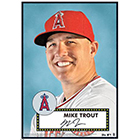 2015 Topps '52 Tribute Baseball
