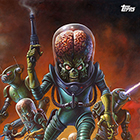 2015 Topps Mars Attacks: Occupation Trading Cards