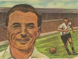 1965 Bancroft Tiddlers Giants Of Sport Arnold Palmer front Stanley Matthews