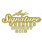 2015 Leaf Signature Series Hockey Cards