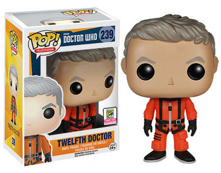 Ultimate Funko Pop Doctor Who Vinyl Figures Gallery and Guide 29