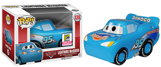 Ultimate Funko Pop Disney Cars Figures Checklist and Gallery 3